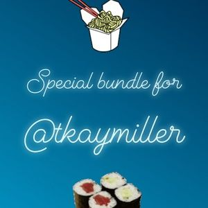 Sock Expressions Accessories - Bundle for @tkaymiller